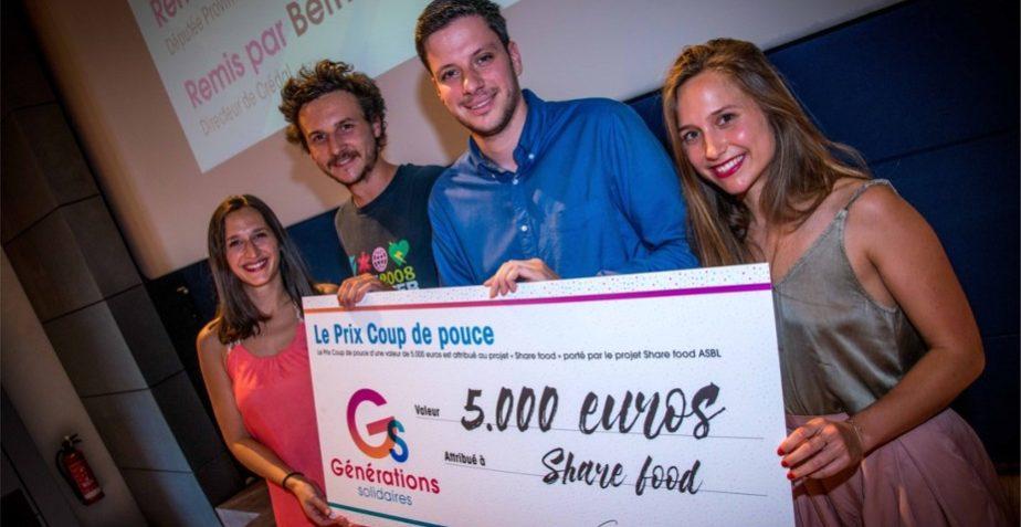 Générations Solidaires: trois projets solidaires récompensés